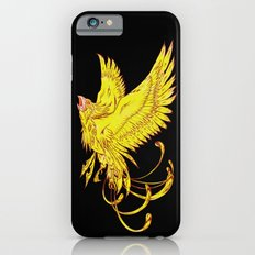 Phoenix on Fire iPhone 6s Slim Case