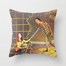 Let's Go (Community) Throw Pillow