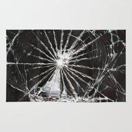 Cinematic Glass Art Rug