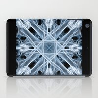 snowflake iPad Cases featuring Snowflake by Steve Purnell