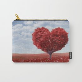 Tree heart Carry-All Pouch