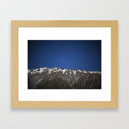Aoraki/Mt Cook National Park I Framed Art Print