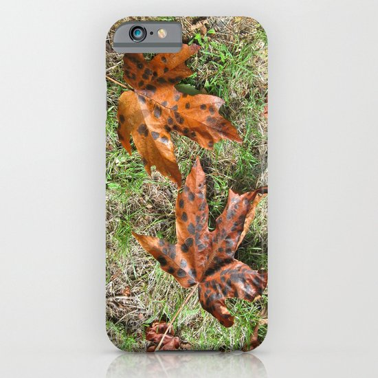Fall Is Spot On iPhone & iPod Case