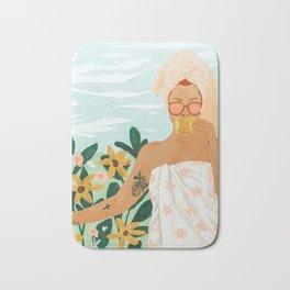 Earl Grey Bath Mat