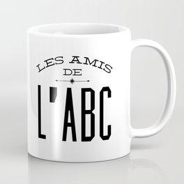 les amis de l'abc Coffee Mug