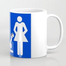 give me love Coffee Mug