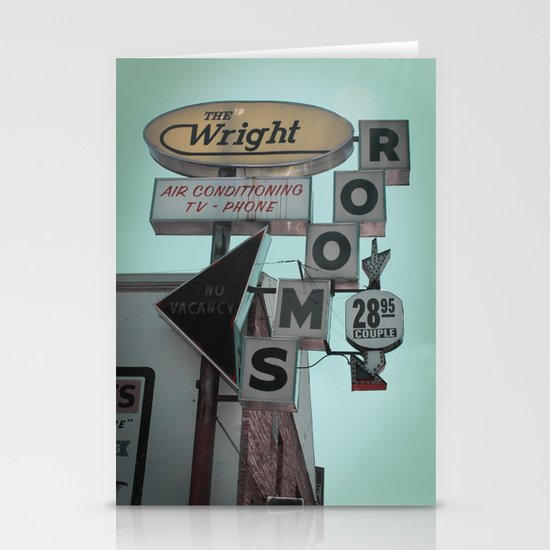 The Wright Stationery Cards