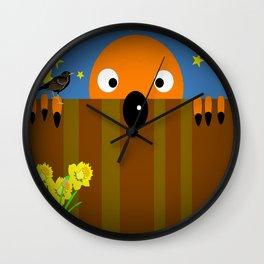 Oskar Wall Clock