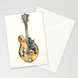 The Mandolin Stationery Cards
