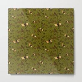 Cicadas Metal Print