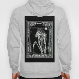 DEATH of Tarot Cat Hoody