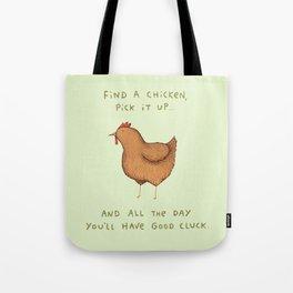 Good Cluck Tote Bag