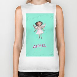 Appealing to your better angels Biker Tank
