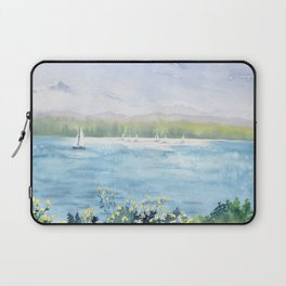 Cayuga Lake Regatta Laptop Sleeve