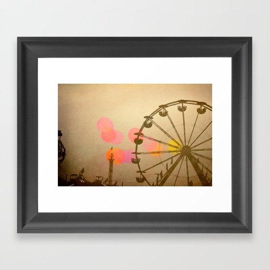 Return to Summer Framed Art Print