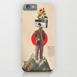InstaMemory iPhone Case