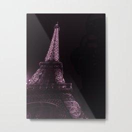 La Tour Eiffel 2  Metal Print
