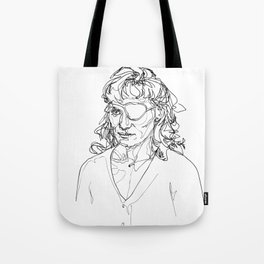 Nadine Hurley Tote Bag