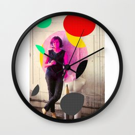 Woman N8 Wall Clock