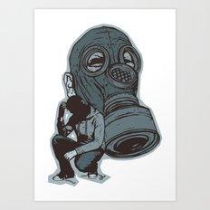 Gespenster Art Print
