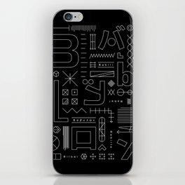Babylon iPhone Skin
