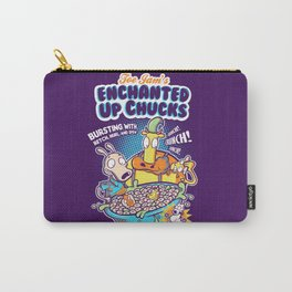Enchanted Up Chucks Carry-All Pouch