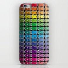 VW spectrum iPhone & iPod Skin