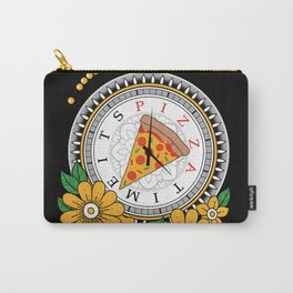 It's Pizza Time Carry-All Pouch