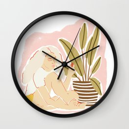 When I have too much to do Wall Clock