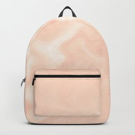 Snow Art 3 - Pink Backpack