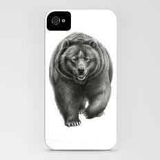 Brown Bear SK068 Slim Case iPhone (4, 4s)