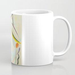 """Alexej von Jawlensky """"Abstract head - Sunny Elated"""" 1922 Coffee Mug"""