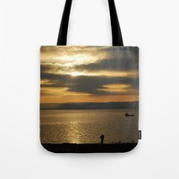 photographer Tote Bags featuring Photographer by itsthezoe