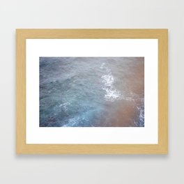 Ocean II Framed Art Print