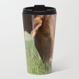 Ellen Grazing @ Happy Hooves Farm Sanctuary Australia Travel Mug