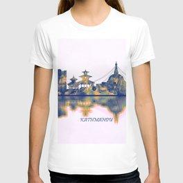 Kathmandu Skyline T-shirt