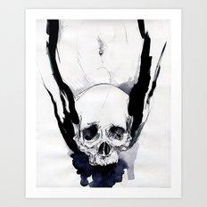 DEATH COOCH Art Print