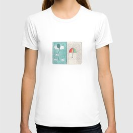Always trust the weather T-shirt