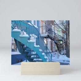 Montreal Local Color Mini Art Print