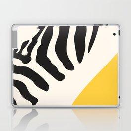 Zebra Abstract Laptop & iPad Skin