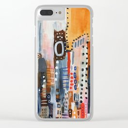 Lost in Translation Clear iPhone Case