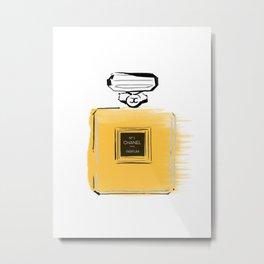 Orange perfume #4 Metal Print