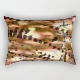 The Tentative Factory Rectangular Pillow