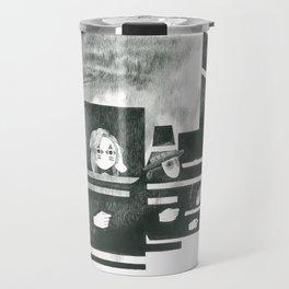 The Riddle Of Eyes (12/17) Travel Mug