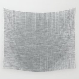 Pale Blue Minimal Hatching Home Goods Pattern Wall Tapestry