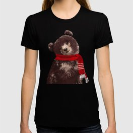 Baby bear in Christmas Mood T-shirt