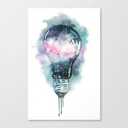 The Universal Light Canvas Print