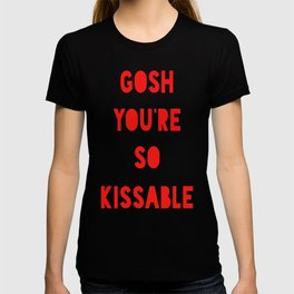 Gosh (Kissable) T-shirt