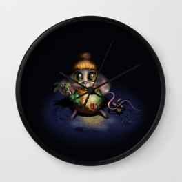 Kissiemouse Wall Clock