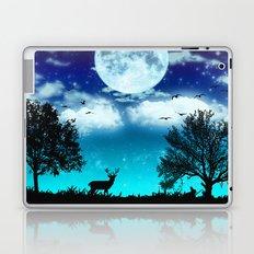 Dreamy Night Laptop & iPad Skin